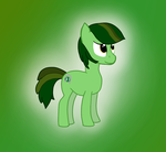 Unnamed Croquet Pony by The-Author-M