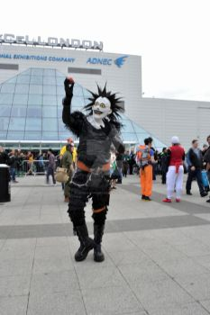 MCM Comiccon London Excel Oct 25th 2014 by wardensphotos