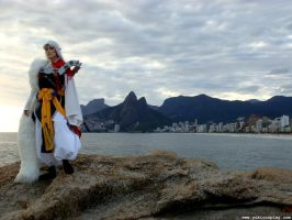 Sesshoumaru in Rio - Cosplay by Yukilefay