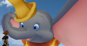 MMD Newcomer Dumbo + DL by Valforwing