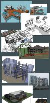 SketchUp by vets