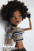 Cool Clawdeen by KittRen