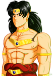 Broly by Astral-Agonoficus