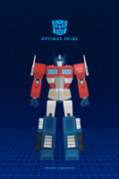 Optimus Prime by WEAPONIX