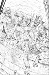 TF_INFESTATION 2 #2.pg 2 pencils by GuidoGuidi