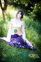 Yuna - Feel the calm by SoraPaopu