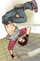 80-Bboy on Reborn by Haine13