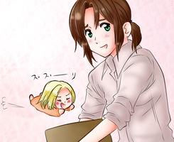 APH-Get in the box Poland by BlackRoseAi