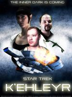 Comission Star Trek K'Ehleyr - Poster by Joran-Belar