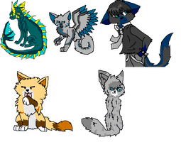 Name your price adopts by Rayilex