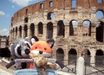 SF Roman Holiday 2 by Rizeru-chan