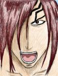 Renji is angry by cotton770