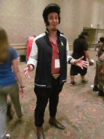 A-Kon '14 - Space Dandy by TexConChaser