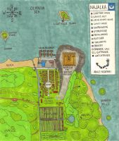 Map of Najalka by Tora044
