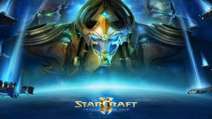 Starcraft 2 Legacy of the Void Yandex Wallpaper by AuronDaedalus