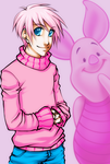 Piglet by Emily-Fay
