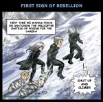 First sign of rebellion by KorNaXon