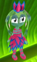 :COM2: Ivy the plant by Catothecat
