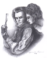 Tim Burton Sweeny Todd08 by IceCatDemon