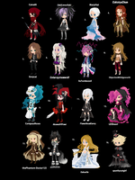 Adopts (CLOSED) by WickedOrcSlayer