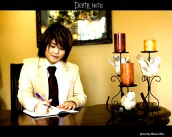 Deathnote - Who Dies Next by shiawase-chan