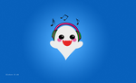 Music Ghosty (Icy Boo.) by Blekee