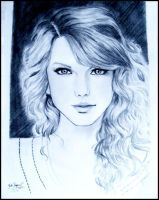Taylor Swift- Speak now by ChIkIeChIke