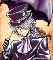 PH - Mr Mad Hatter by Amarevia