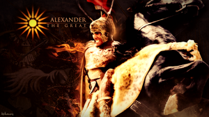 Alexander The Great by Kothanos