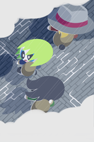ZSBs: Run in the Rain by JKSketchy