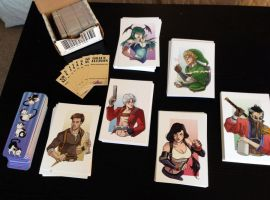 Convention Prep - Small Printed Goods by greyallison