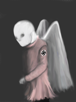 Nazi Angel by Andrewtom3d