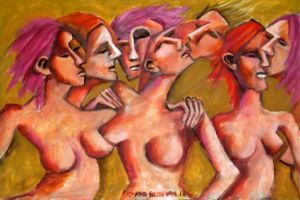 The Minds of the Muses by richardbudman