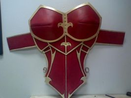 Blood Elf Breastplate-TUTORIAL by Ky77yn
