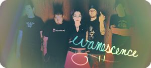 Evanescence signature by franlovesmjj