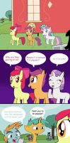 After One Bad Apple by Helsaabi