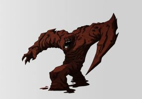 Clayface by djzutkovic
