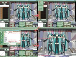 MMD picture tutorial by Antiqu-Bakery
