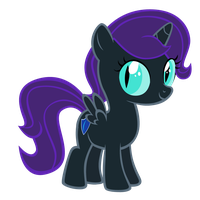 Nyx Pose Alt. Color Scheme by Bronyboy