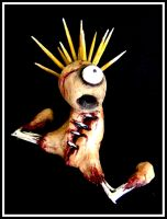 Gore Puppet by DarylHobsonArtwork