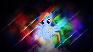 Rainbow Dash - Loyalty by SandwichDelta