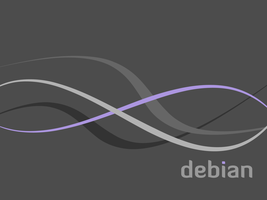debian wave by cagwait