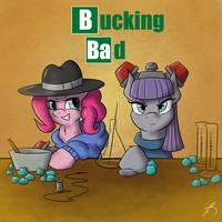 Bucking Bad by Johansrobot