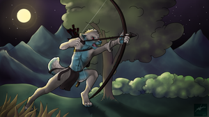 Archer by delilittle