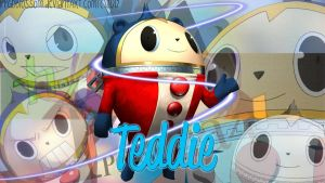 The Beast in Heat-Teddie by PPGDBlossom