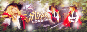 A Little Thing For Miray Songun. by Lisa-Minna