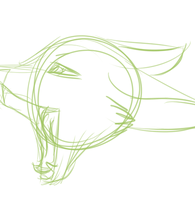 Sneezing Fox Rough Animation by FrostbittenRuins