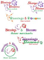 Blessings and Blossoms by shitforbrains