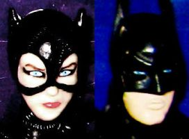batman returns closeup by reptilest