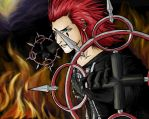 Axel by tingc888